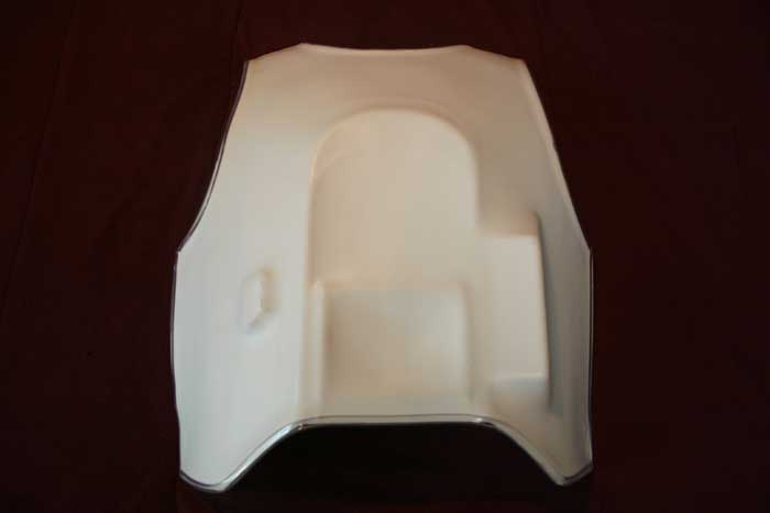 Stock Chest Plate ... & Bloody Plastic\u0027s Snowtrooper Chestplate