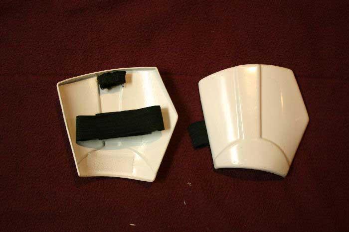 Bloody Plastic S Stormtrooper Armor