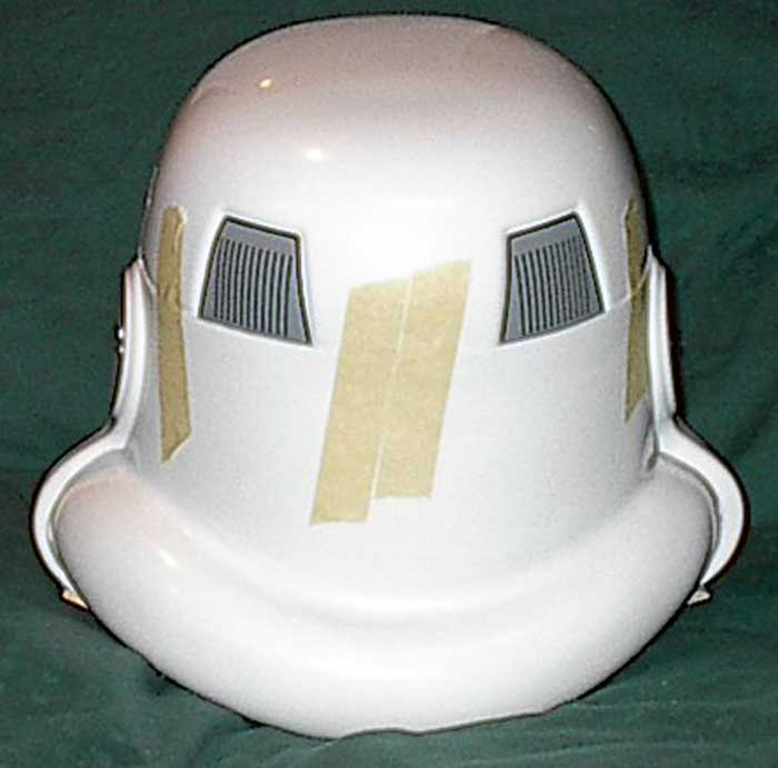 Bloody Plastic's Stormtrooper Armor