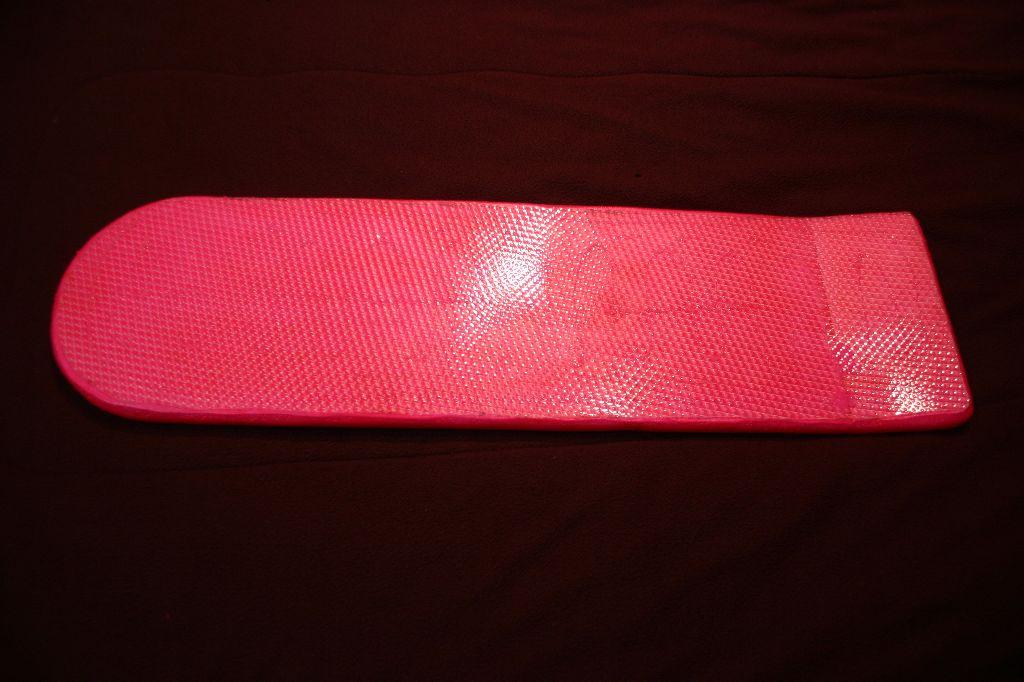 Bloody Plastic S Scratchbuilt Hoverboard