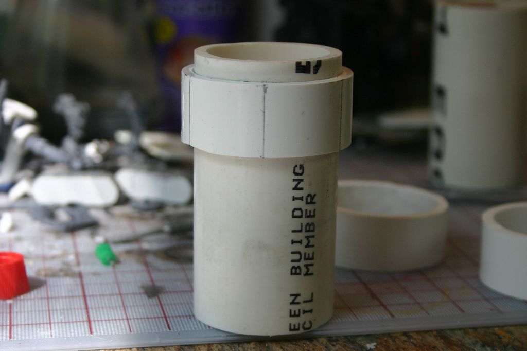 Bloody Plastic S Warhammer 40k Frag Grenades